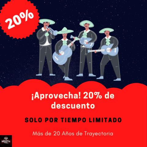 mariachi band utah 20 de descuento
